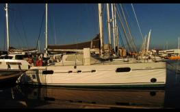 Catana 471 owner version : En Marina